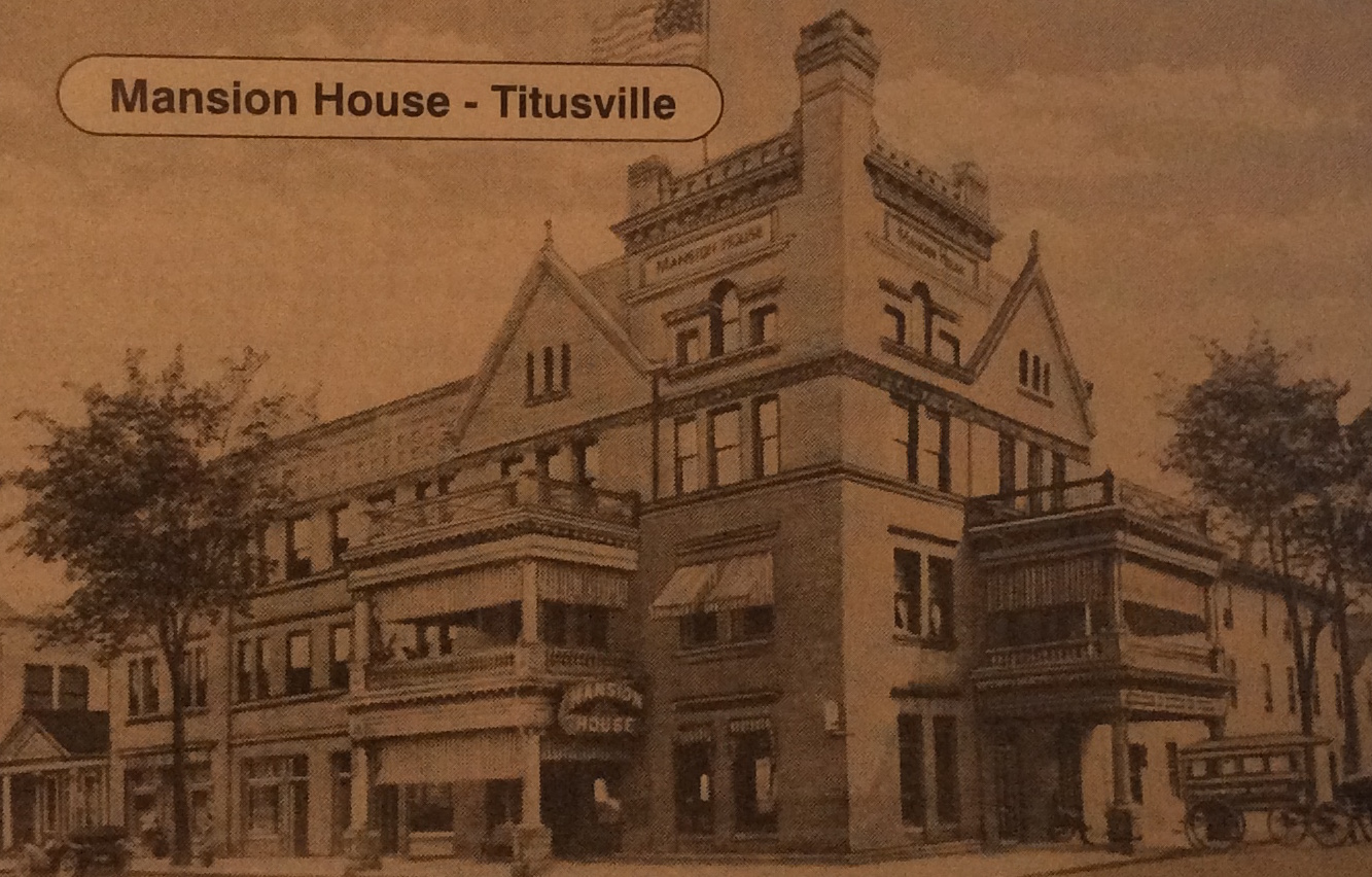 The Mansion House In Usville