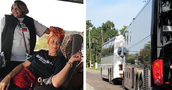Candy Lowe, President and Founder of The Black Business Bus Tour Florida