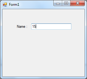 Add two numbers in vb output