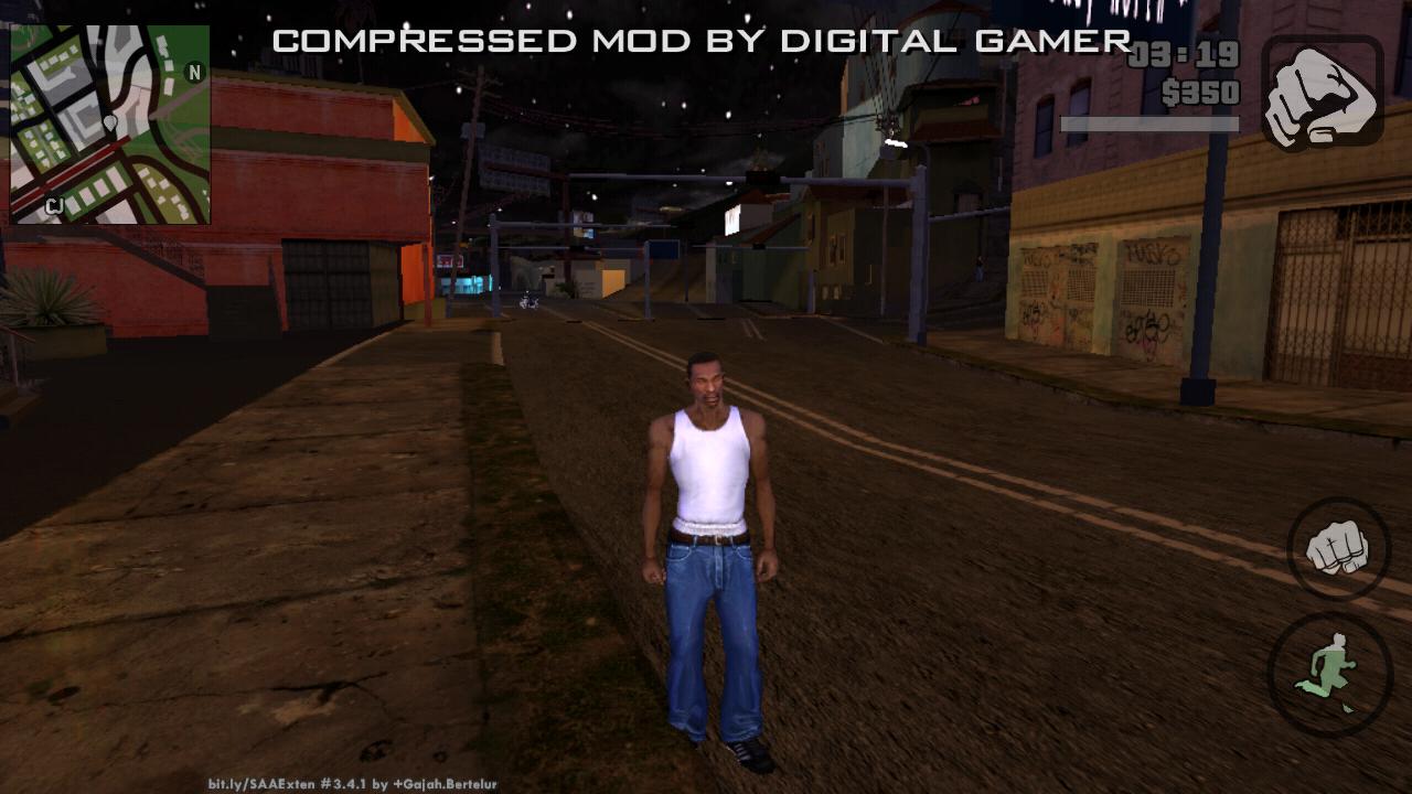 450 Mb] Download Gta SA Andreas Realistic Mod Highly