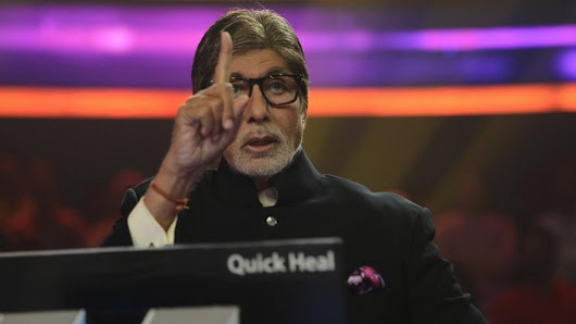 "Amitabh Bachchan got himself into a controversy by making a ""derogatory"" remark over Muslim's ""Holy Quran"""