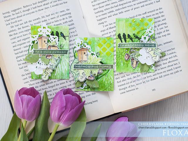 зеленый, штампинг, скворцы прилетели, скворечник, листья