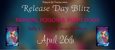 Book Spotlight: Passion, Poison, & Puppy Dogs