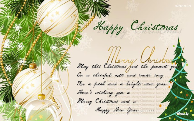 #500+ Christmas & New Year 2017 Images Cards SMS Wishes Quotes Message & HD Wallpapers