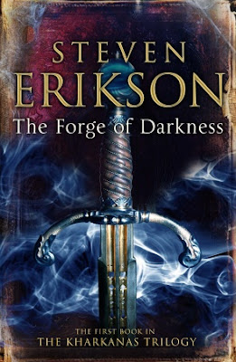 Cover of Darkness: March 2012