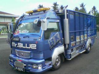modifikasi truk canter jepara