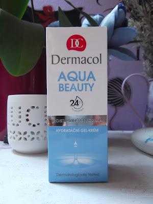 Aqua beauty HYDRATAČNÝ GÉL-KRÉM