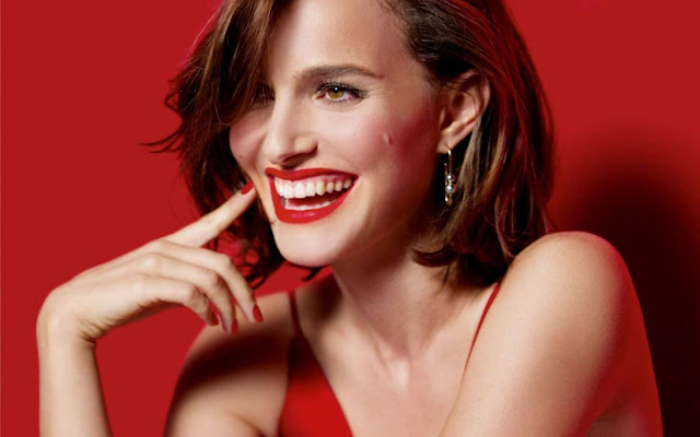 Natalie Portman Photo Shoot for Rogue Dior 2016 Campaign