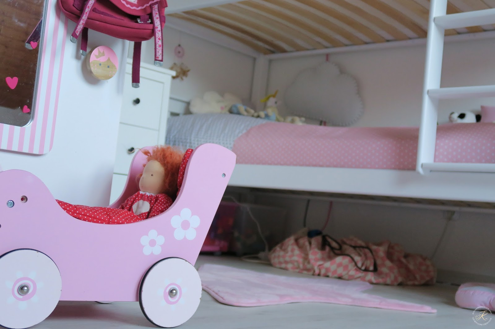 Kidsroom // Willkommen im Mädchenzimmer - Kullakeks
