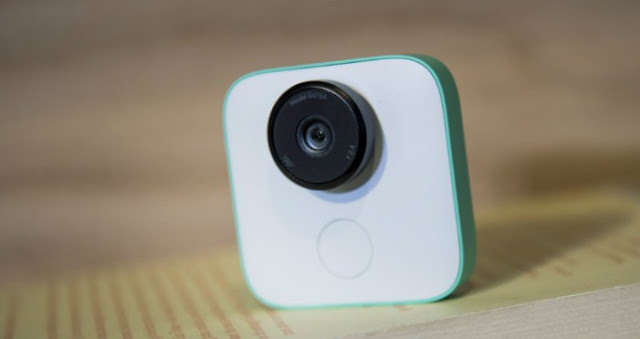 Action Cam Google Clips