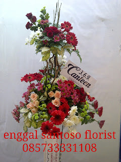 standing flower pembukaan toko baru