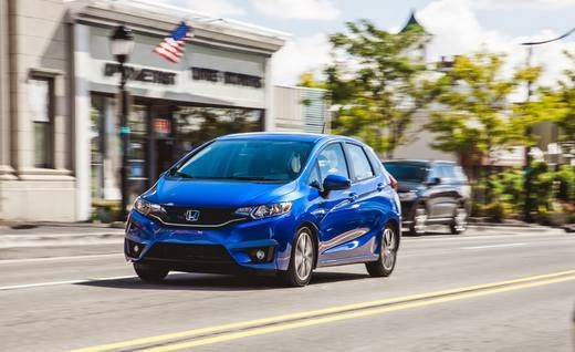 formerly The Honda Portal: Car and Driver: 2015 Honda FIT EX Manual
