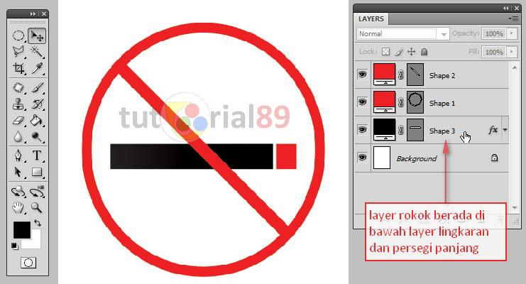 Cara membuat poster sederhana dengan photoshop + Video ...