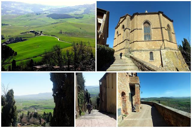 visitar Pienza en la Toscana