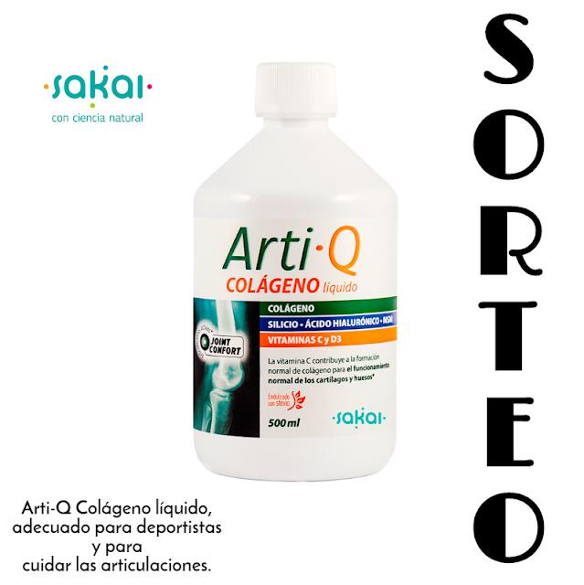 Arti-Q colágeno líquido