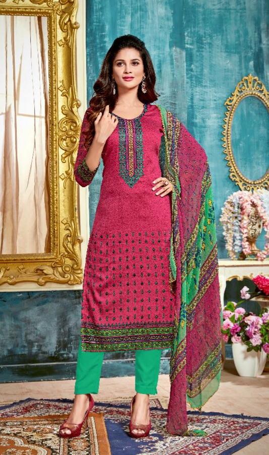 Radhika sumyara azara kayseria cotton printed salwar kameez catalog