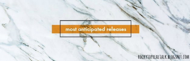 Most Anticipated Releases | Stop by and see what new books I'm most excited for this month