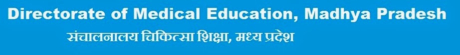 latest medical teachers jobs in medical education deparemtn in mp