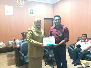 PLN Bantu Korban Banjir Kabupaten Bima