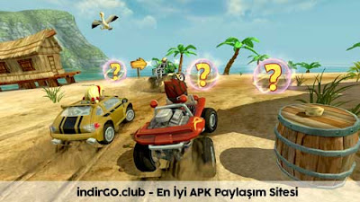 beach buggy racing hile apk