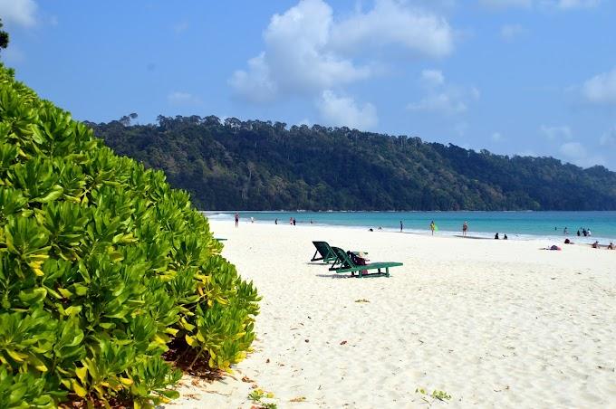 Andamans,Havelock and Jollybuoy Island