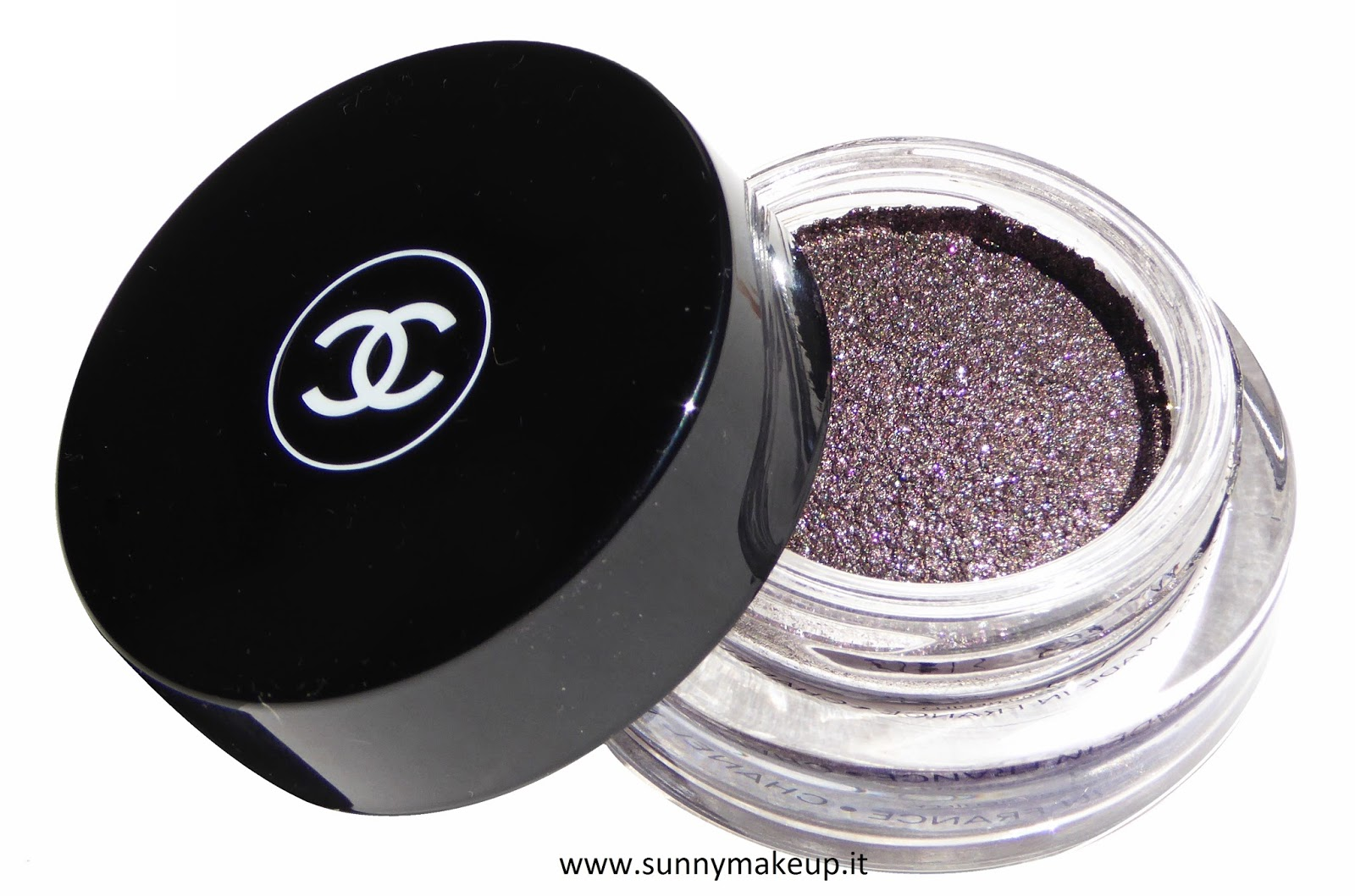 Chanel - Illusion d'Ombre: Swatch e review dell'ombretto 83 Illusoire