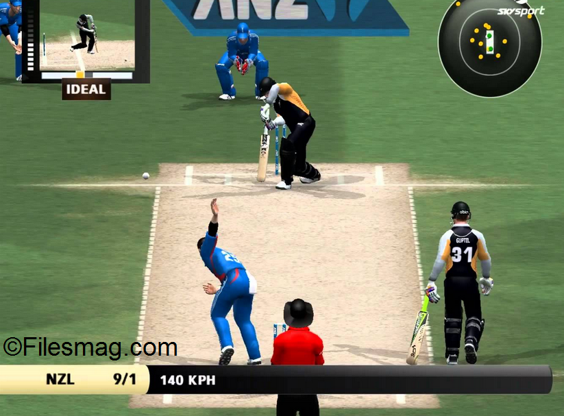 EA Sports Cricket 2013 PC Game Download