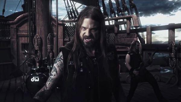 """ICED EARTH: Δείτε το νέο τους video για το κομμάτι """"Black Flag"""""""