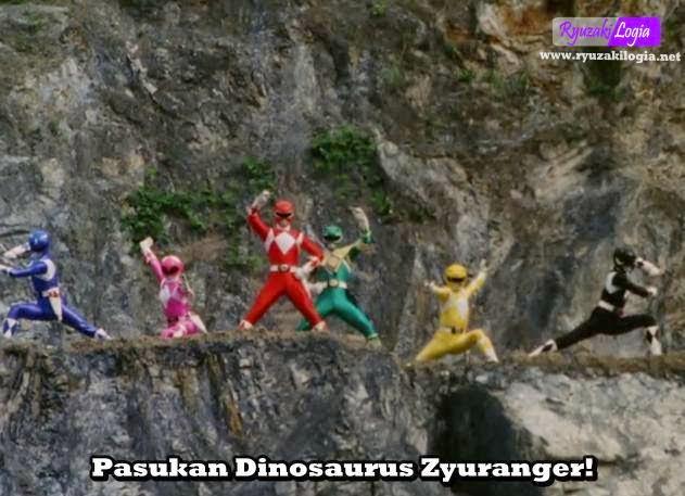 Kyoryu Sentai Zyuranger Episode 22   Roidmude 001