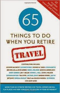 My article is included in book nominated for award as best retirement book for 2017