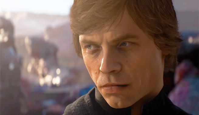 Se filtran 16 personajes de Star Wars Battlefront II a través de su alfa