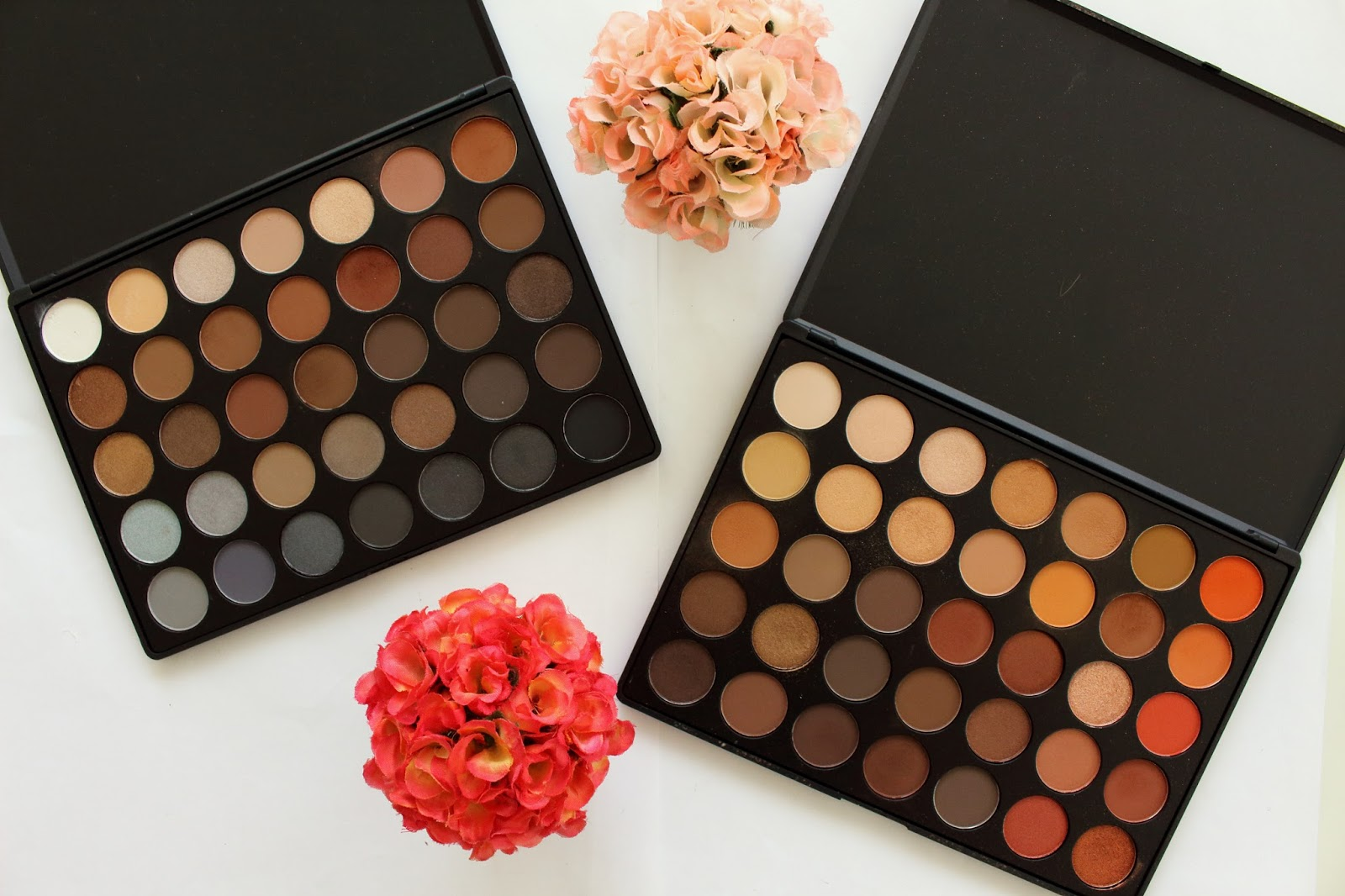 Morphe 35k eyeshadow palette review beauty in bold - I Have Had The Palette For A While Now But It Took Me So Long To Get On The Review Wagon Because I Didn T Want To Write About Something That Is Sold