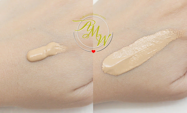 a swatch photo of L'Oreal Infallible Pro-Matte 24HR Foundation