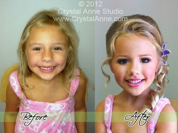 Negative effects of childrens beauty pageants
