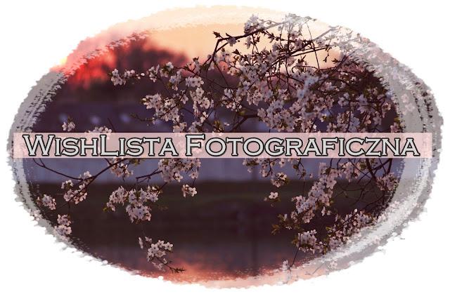 WishLista Fotograficzna - co planuję kupić?