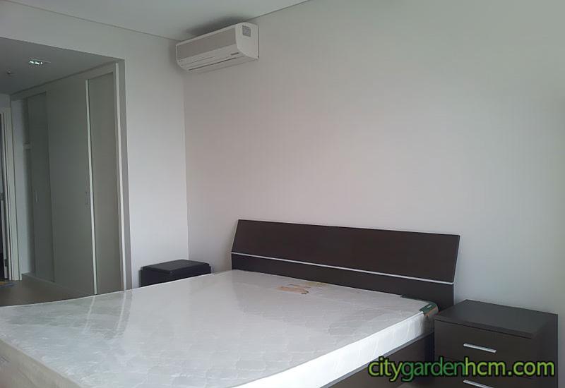 phòng ngủ 1 | căn hộ CITY GARDEN cho thuê