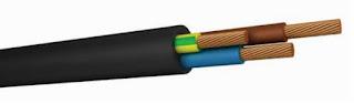 ÜNTEL marka H-07RN-F RRU enerji kablosu