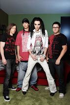 Tokio Hotel Singapore White Pants Shoot Hq
