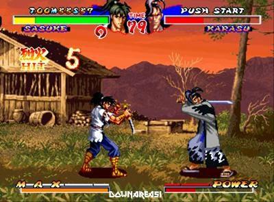 Ninja Masters (Neogeo) - Download Game PS1 PSP Roms Isos ...