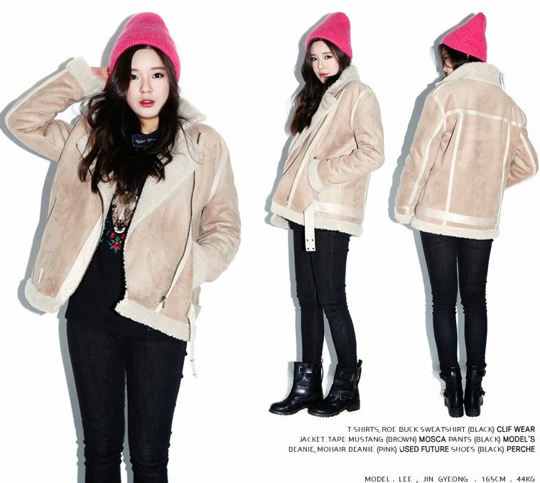 Korean Winter Fashion | Official Korean Fashion