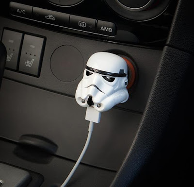 Dark Side USB Car Recharger
