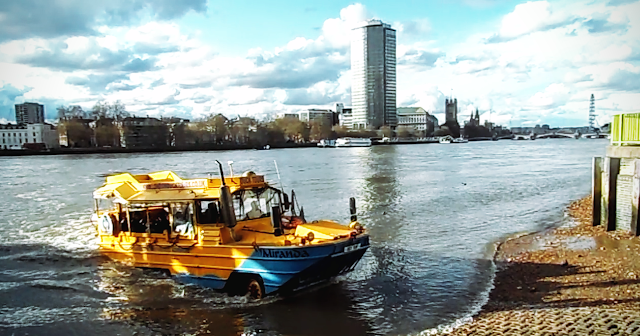 London Duck Tour 'Miranda'