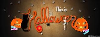 scary halloween greeting images for facebook