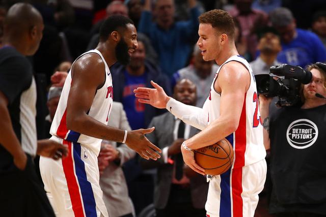Blake Griffin Andre Drummond | Pistons FR, actualité des Detroit Pistons en France
