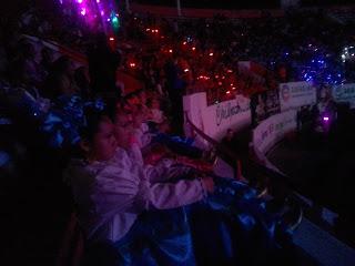 Ganadora de Flor de Nochebuena Infantil: Loreta Jimenez Martinez.