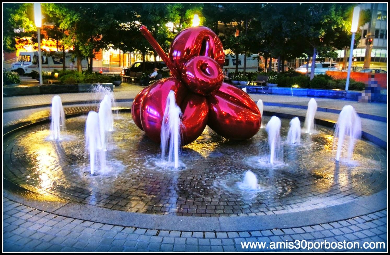 Segunda Visita a Nueva York: Monumento a los Supervivientes