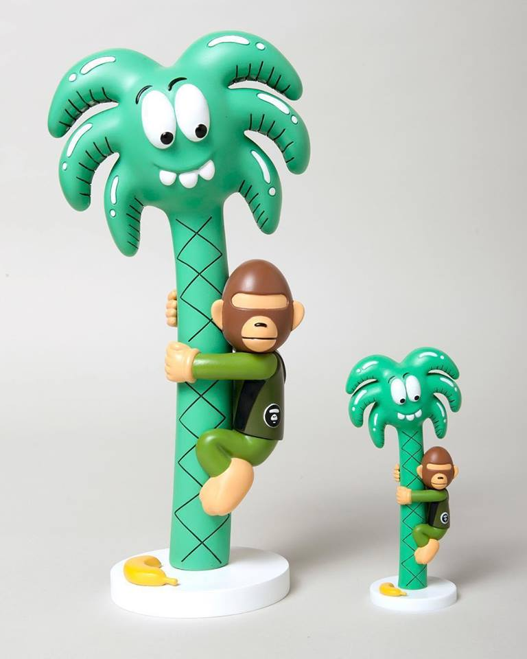 a5087bf383e0a AAPE (Small) by A Bathing Ape x Steven Harrington x ToyQube for Dec ...
