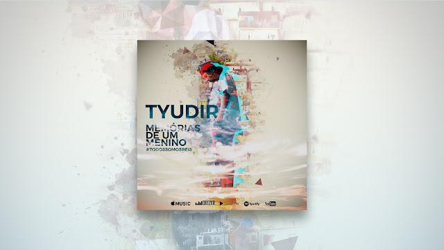 """O rapper Tyudir, lança a mixtape """"Memórias de um menino"""""""