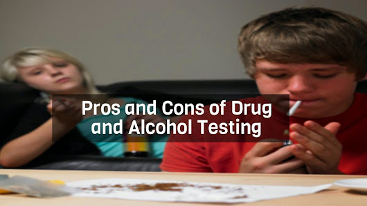 pros and cons employee drug testing