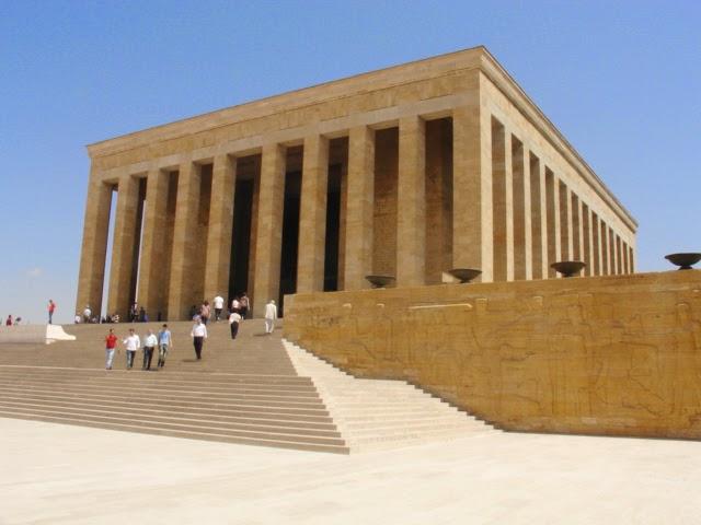 travelling archive ataturk museum ankara interesting